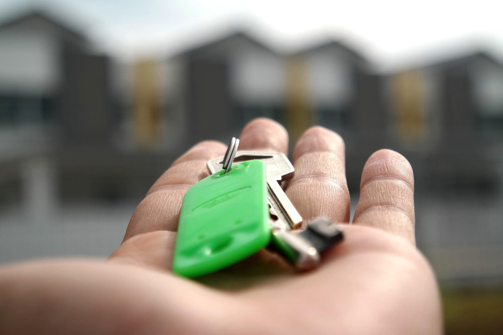 keys to your first home