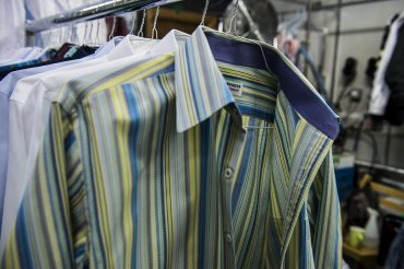 kennington dry cleaners shirts - Daniel Cobb - Locally grown