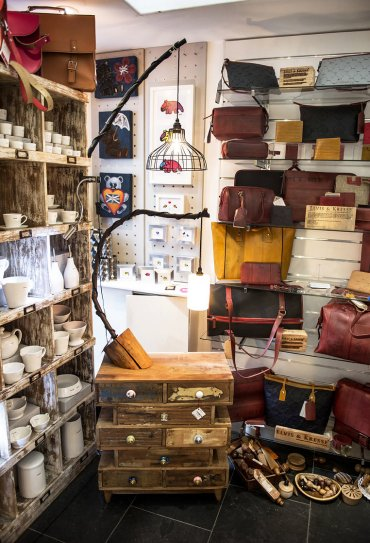 Lovely and British Internal Shop - Daniel Cobb - Locally grown