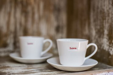 Lovely and British Tea Cups - Daniel Cobb - Locally grown