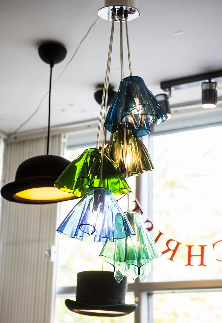 Lovely and British lights - Daniel Cobb - Locally grown