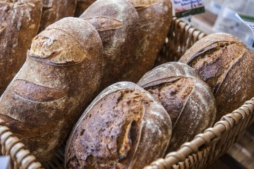 millars general store fresh bread - Daniel Cobb - Locally grown
