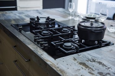Nolte Kitchens stove